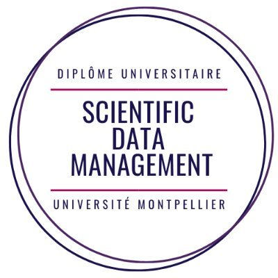 L'Université de Montpellier propose une nouvelle formation : le DU « Scientific Data Management »