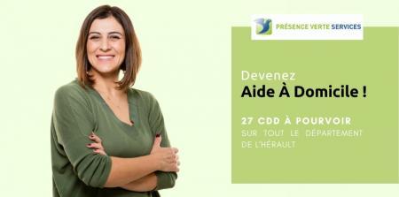 Présence Verte Services recrute cet été : 27 CDD à pourvoir dans l'Hérault