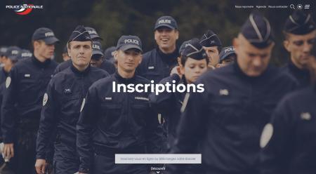 Concours externe d'officier de police sur tout le territoire : candidature jusqu'au 20 novembre
