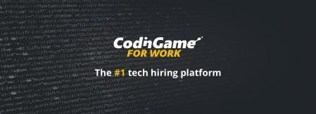 CodinGame publie son étude « Les développeurs et leurs métiers » pour 2021.