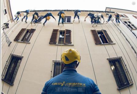 EdiliziAcrobatica recrute près de 50 opérateurs cordistes pour ses agences.