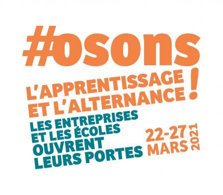 #Osons l'apprentissage et l'alternance ! 2e édition en Occitanie du 22 au 27 mars