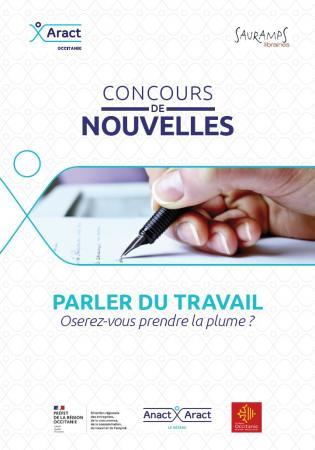 16e édition du concours de nouvelles sur le travail de l'ARACT Occitanie : avant le 25 juin
