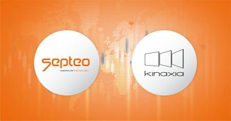 Septeo renforce son pôle immobilier en rachetant Kinaxia, leader français de l'expertise immobilière.