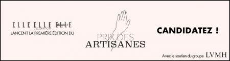 1re édition du Prix des artisanes ELLE : candidatures jusqu'au 31 août 2021