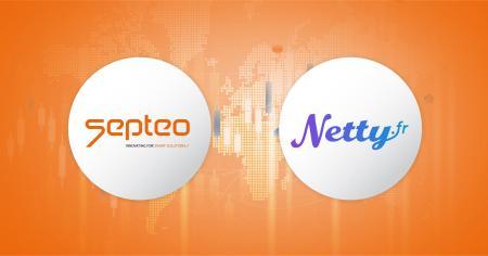 Le groupe Septeo intègre la société Netty, « La solution immo tout-en-un ».