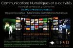 Création d'une licence professionnelle « Communications numériques et e-activités » à Mende
