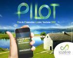 Prix de l'Innovation Lozère Tourisme – PILOT