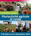 Formation-action « Pluriactivité agricole et rurale »