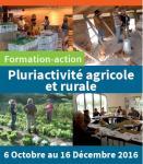 Action collective d'accompagnement « Pluriactivité agricole et rurale » dans le Gard