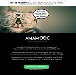 AMAMOOC, 1er MOOC sur la santé des entrepreneurs