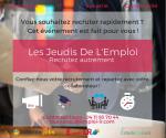 En 2019, EmploiLR lance « Les Jeudis De l'Emploi » pour recruter autrement