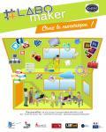 La formation #Labomaker de Passerelles labellisée Grande école numérique par l'État