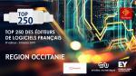 Palmarès des éditeurs de logiciels français en Occitanie