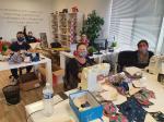 [COVID-19] Des entreprises du textile d'Occitanie adaptent leur outil de production pour fabriquer des masques.