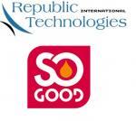 Republic Technologies International acquiert Innovative - So Good.