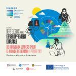 L'Université de Montpellier lance le 1er diplôme international sur le développement durable : candidatures jusqu'au 15 avril.