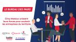Cinq réseaux unissent leurs forces pour soutenir les entreprises du Gard et de l'Hérault.